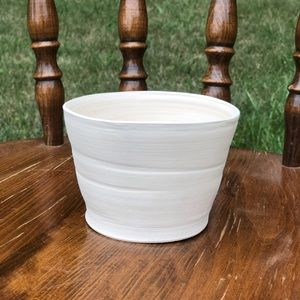 Other - Planter's pot *bisque-wear*